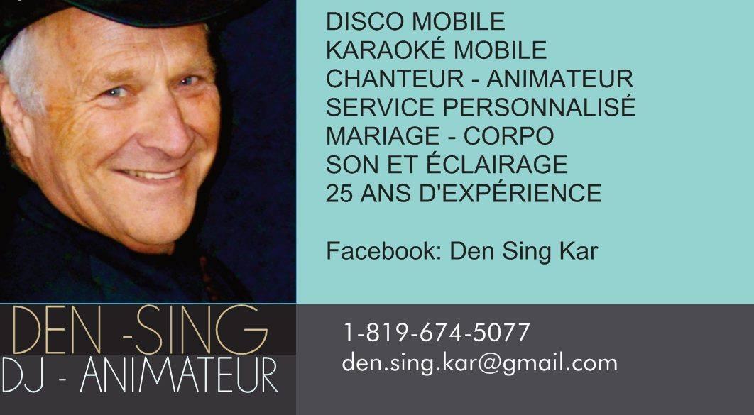 DJ et Animation Den-Sing